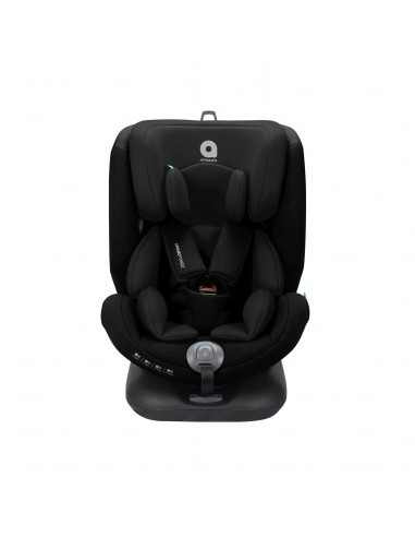 Apramo Cadeira-Auto Unique 0/1/2/3 - Jet Black