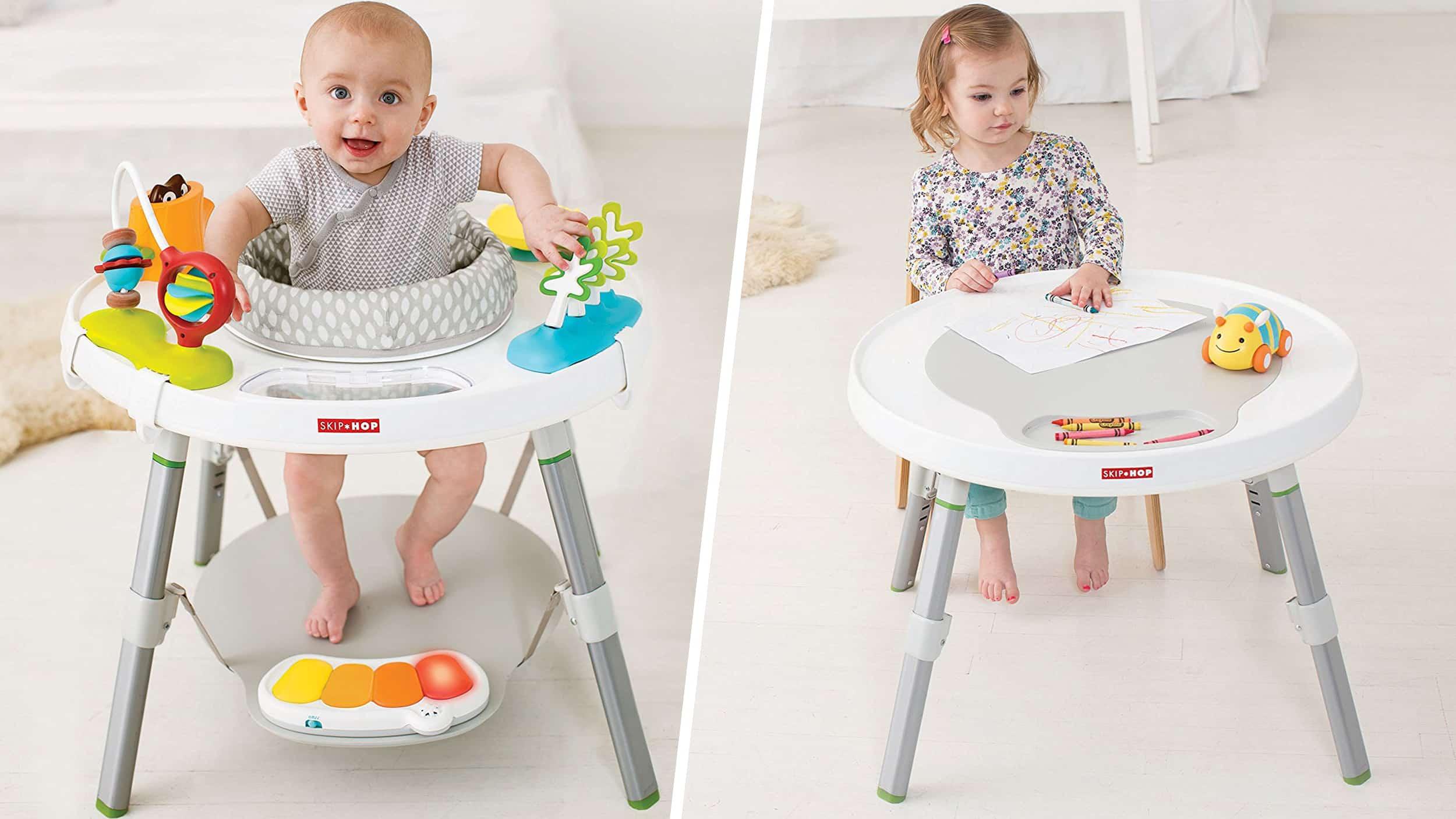 Brinquedos para bebés - 5 brinquedos divertidos para os mais pequenos