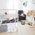 Quarto Montessori – Como montar para o seu bebé