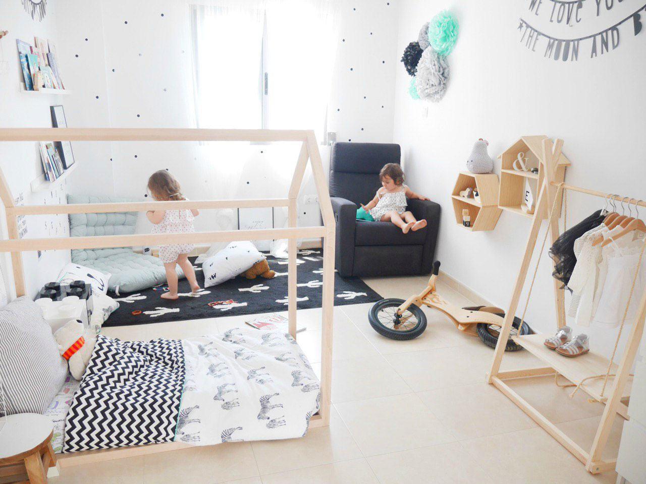 Quarto Montessori - Como montar para o seu bebé